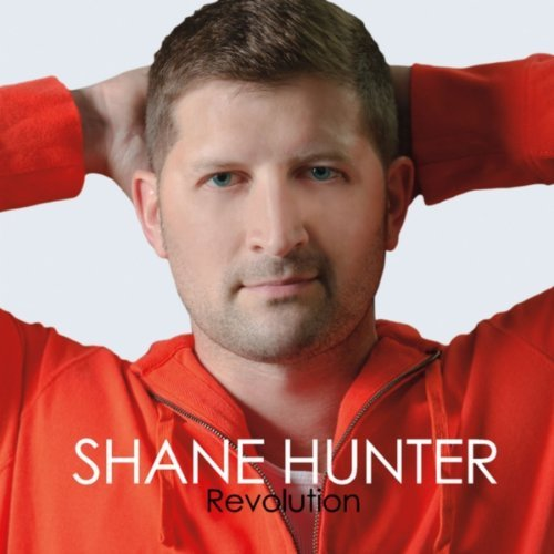 shane hunter revolution cover